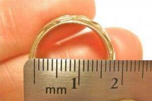 como medir o dedo blog 3